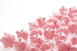 Get your piggy banks in a row with an up to date budget.
