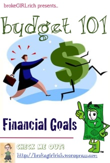 Budget 101: Financial Goals