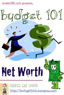 Budget 101: Net Worth