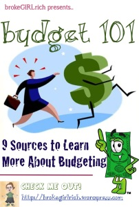 Budget 101: 9 Sources to Learn More About Budgeting